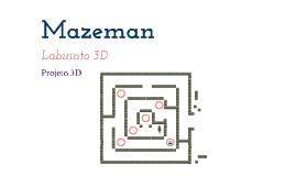 Labirinto 3D 2ª Apresentação