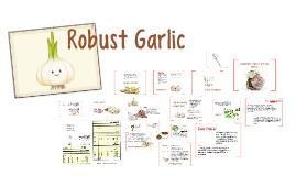Robust Garlic