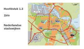 Nederlandse stadswijken