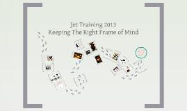 JET Training 2013