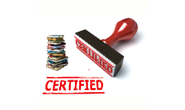 Certificeringslæsning