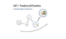 Cambridge English for Engineering - Unit 7: Procedures and Precautions