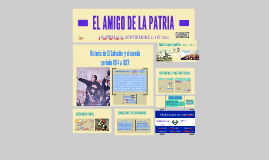 EL AMIGO DE LA PATRIA