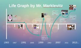 Life Graph by Mr. Marklevitz