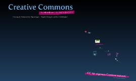 Creative Commons - Nutzung des Schöpferischen Allgemeinguts