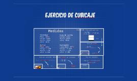Copy of Ejercicio de Cubicaje