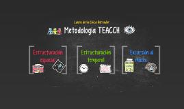 Metodología TEACCH