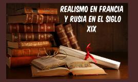 REALISMO EN FRANCIA