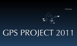 GPS Project 2011 BT1