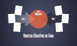 Recursos Educativos en Linea