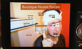 Boutique Hostel Forum EN