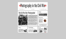 Photography in the Civil War
