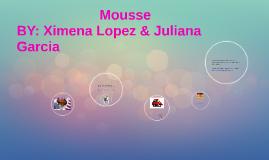 Copy of mousse