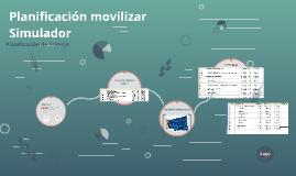 Planificación movilizar Simulador