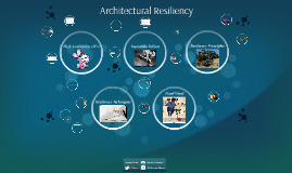 Architectural Resiliency