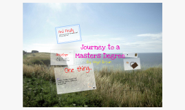 SBU Master's Program