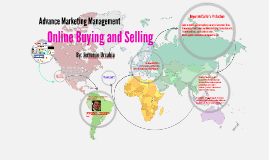 Online Selling and Buying