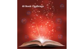 Copy of 40 Book Challenge!
