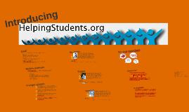 Introducing HelpingStudents Globale partnerskaber