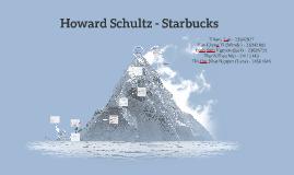 Starbucks Howard Schultz