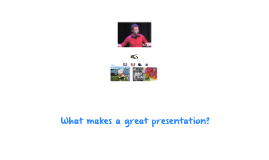 Prezi and Effective Presentations