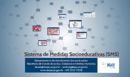 Sistema de Medidas Socioeducativas