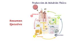 Copy of Producción de Anhídrido Ftálico