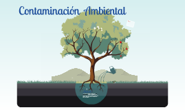 Copy of Contaminacion Ambiental