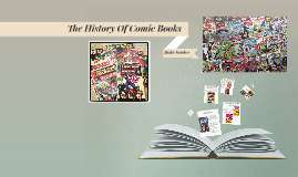 Copy of The History Of Comic Books