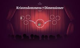 7 dimensioner