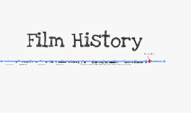 Copy of Copy of Film History
