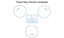 Three Ideas Circles Template