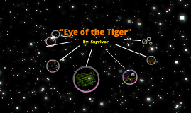 Song Project-Eye of the Tiger