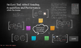 Copy of Factors That Affect Reading Acquisition and Performance
