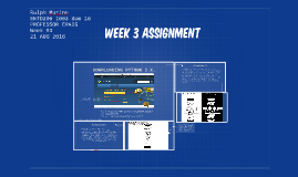 week 3 assignment by ralph marino on prezi