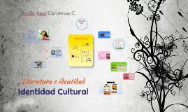 Copy of Identidad Cultural - 2018