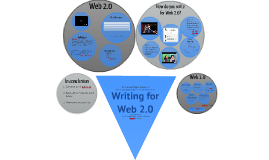 Copy of ATS2918 Online PR Week Three:                                         Web 1.0 and Web 2.0 Writing