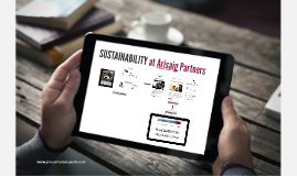Sustainability at Arisaig Partners