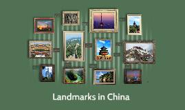 Landmarks in China