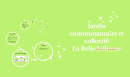 Jardins communautaires de Ste-Julienne
