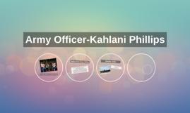 Kahlani phillips cecil andrews shs