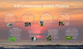 6.09 Wildlife Preserve