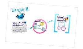Stage II: International Mindedness Project