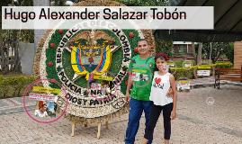 Hugo Alexander Salazar Tobón