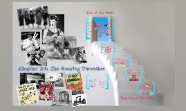 Ch24 The Roaring Twenties