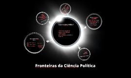 Ciência Política: Teoria e Método