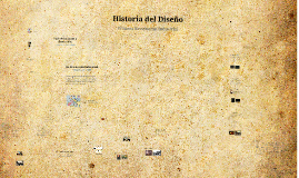 Copy of Historia del Diseño
