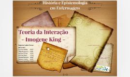 História e Epistemologia de Enfermagem