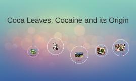 Coca Leaves: Cocaine and its Origin