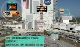 Copy of NASA - INTELIGENCIA ARTIFICIAL UTILIZADA